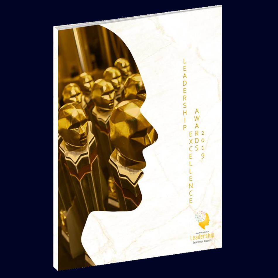 LEADERSHIP EXCELLENCE AWARDS 2019 YEARBOOK